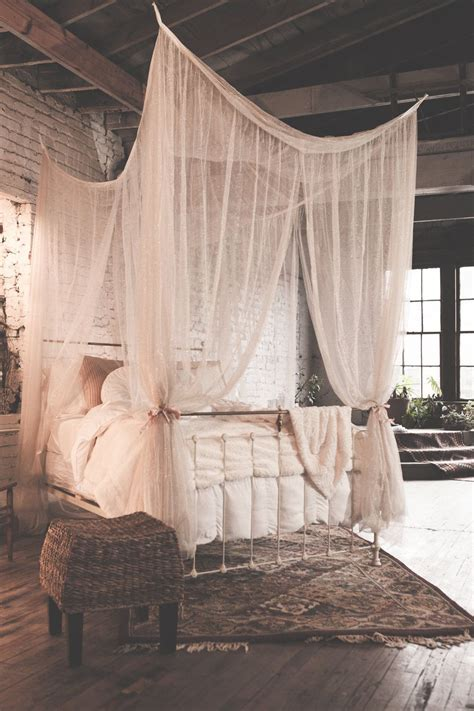 poster bed canopy curtains mosquito netting four poster bed canopy canopy romantic