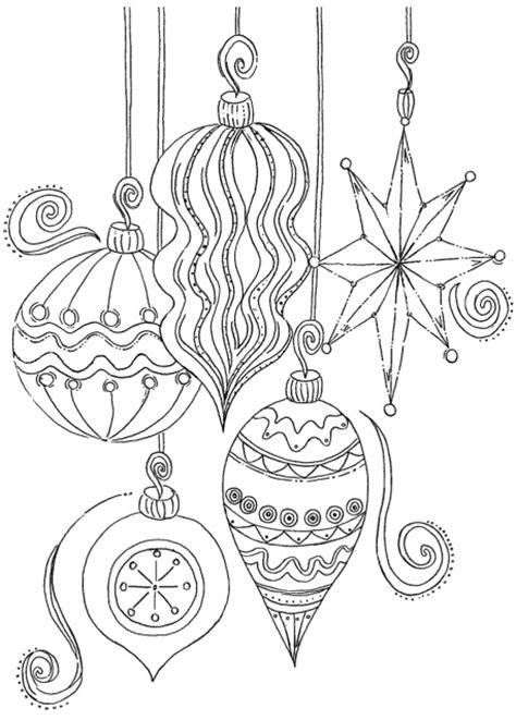 Pensil Natal imagens de enfeites natalinos para colorir