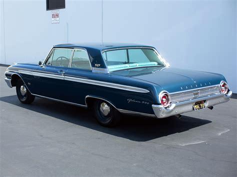1962 ford galaxie 500 club classic