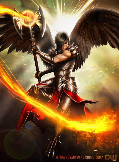 chekydot studio firestorm archangel