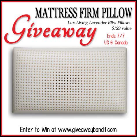 Mattress Firm Giveaway - mattress firm s sleep emotions contest the bandit lifestyle