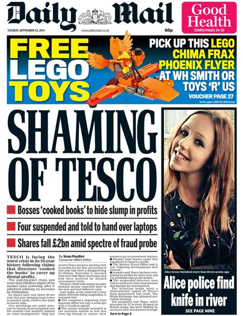 news latest headlines photos and videos daily mail online daily mail front page 23 9 14