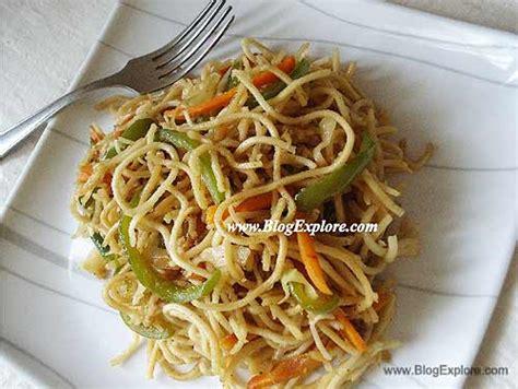 hakka cuisine recipes image gallery hakka noodles indian recipe