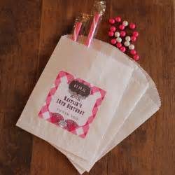 Sweet 16 Personalized Favors by 24 Sweet 16 Favor Bags With Personalized By Thefavorbox