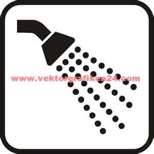 piktogramm dusche piktogramm dusche