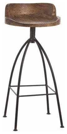 iron bar stools iron counter stools henson wood iron barstool