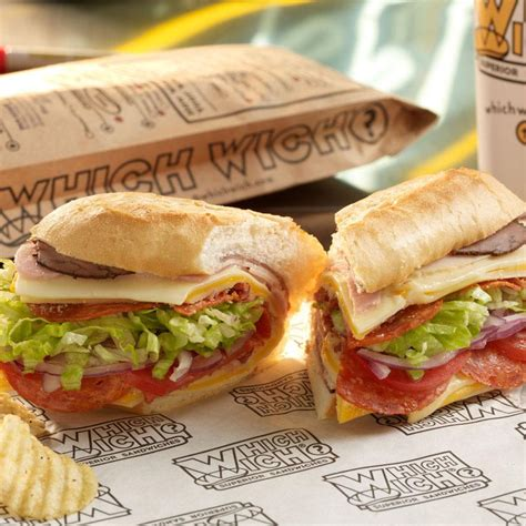 Which Wich Gift Card Deal - which wich superior sandwiches 5 off