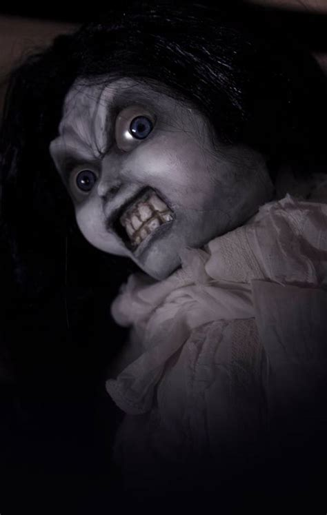 haunted doll goes missing what s that annasmell oh it s just the conjuring the