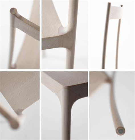 Cord Chair by Nendo Cord Chair For Maruni