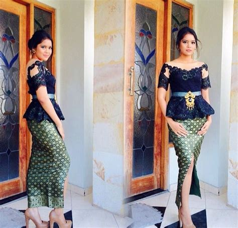 Manika Dress Bali 116 best images about kebaya gown idea on