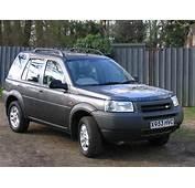 2001 Land Rover Freelander Hard Top – Pictures