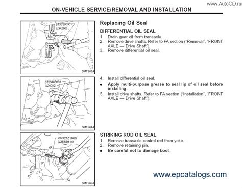 workshop manuals nissan micra
