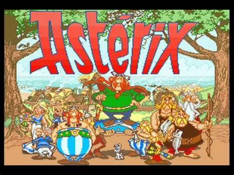 asterix spanish asterix en 8434568284 asterix arcade ost spanish village youtube