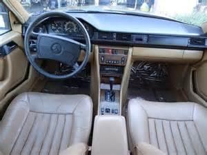 youngtimer w124 mercedes benz 300e interior review video