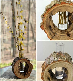rustic diy crafts 18 charming rustic log projects bringing nature indoors