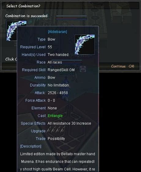 membuat relic level  rf  guide