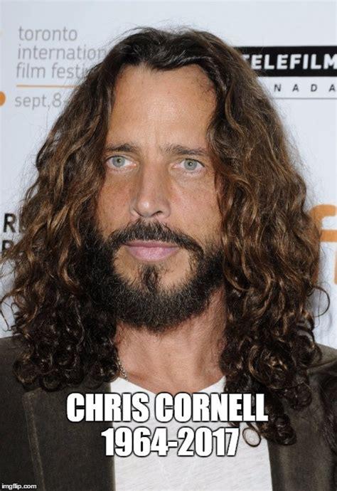 Chris Cornell Dead Meme grunge images imgflip