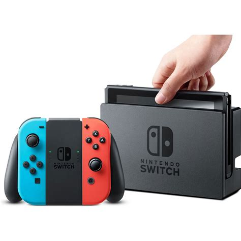 Nintendo Switch Neon Blue nintendo switch neon blue
