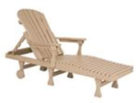 berlin gardens chaise lounge berlin gardens comfo back poly wood chaise lounge from