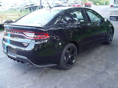 dodge dart mopar edition for sale purchase new dart mopar manual leather 1 4 turbo limited