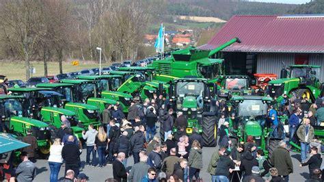 20 000 Besucher Bei Landmaschinen Ausstellung In Wega