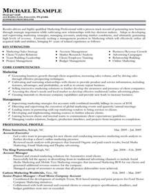 Functional Resume Formats by Resume Sles Types Of Resume Formats Exles And Templates