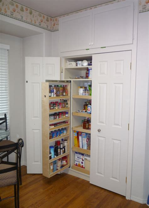 home storage remedies built in pantry systems