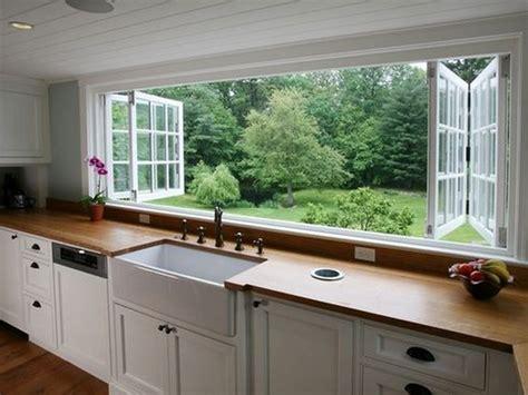 window kitchen sink window kitchen sink ideas - Kitchen Bay Fenster