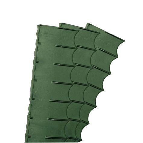 Vigoro Landscape Edging Pound In Upc 038398087488 Easy Gardener 8748 Emerald Edge 4 Foot