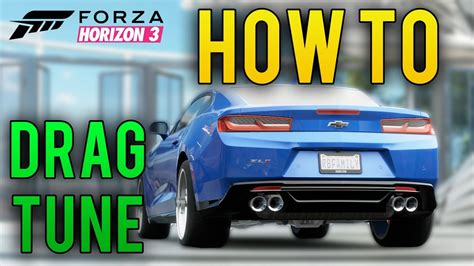 how to tune a car forza horizon 3 how to tune build a drag car duracell