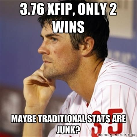 Meme Generastor - dugout thinker cole hamels meme generator the good phight