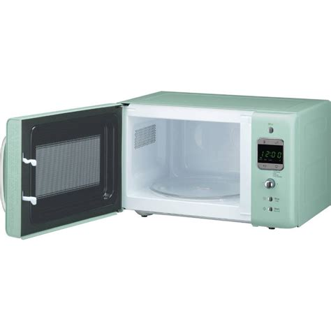 Microwave Oven Di Malaysia daewoo retro microwave oven 20 litre mint ebay