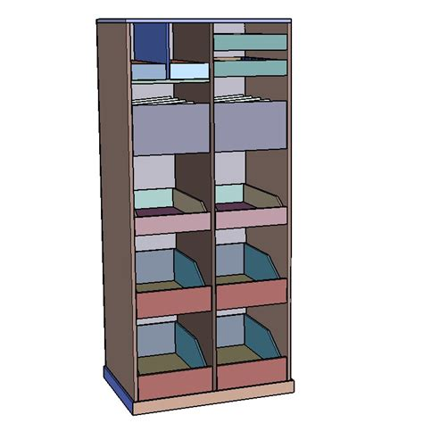 free standing pantry with pull out drawers wilker do s