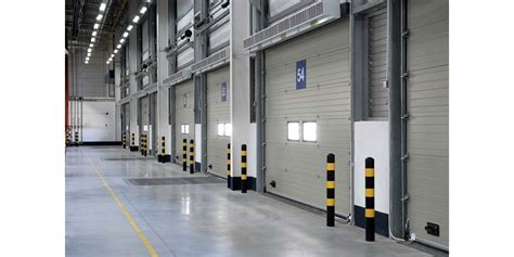 overhead sectional doors universal overhead sectional doors from assa abloy