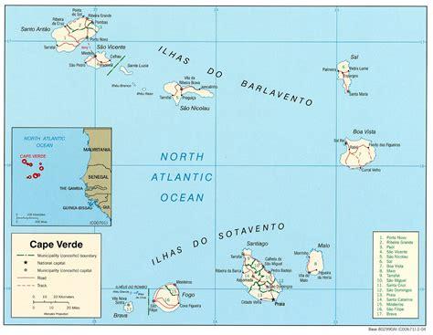 c verde map el oc 233 ano atl 225 ntico mapa