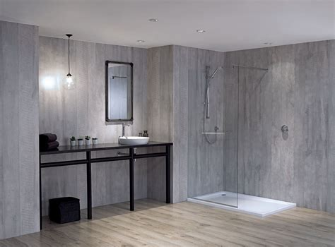 wallboard bathroom the benefits of bathroom cladding