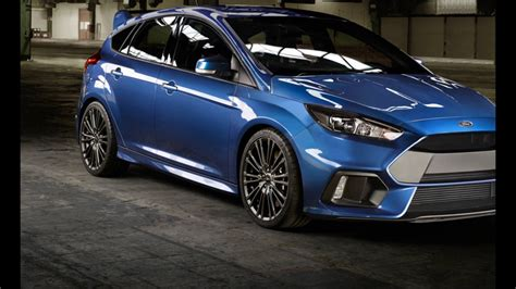 2019 Ford Focus Rs500 2019 2018 ford focus rs500 luxury concept new release