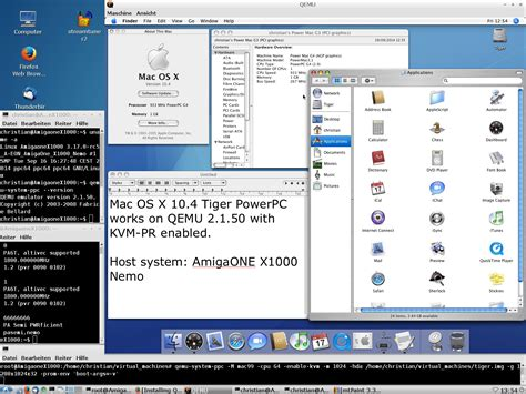 php tutorial mac os x ppc a new mac on linux version with kvm support is available