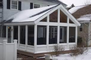 3 season porch designs 3 season room ideas