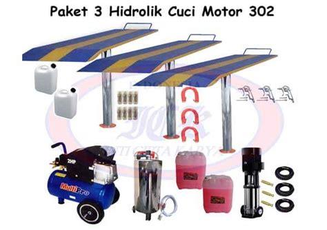 Harga 1 Paket Alat Cuci Motor paket alat cuci motor 3 hidrolik penjual hidrolik cuci