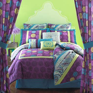 jcpenney girls bedding chelsea comforter and accessories jcpenney for the