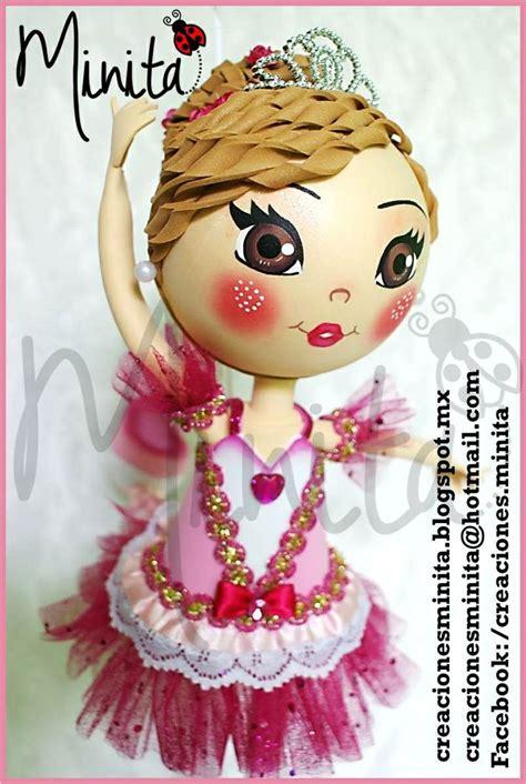 bailarina de vale en fomi 17 best images about goma eva y fofuchas on pinterest