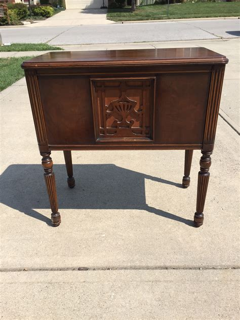 antique radio cabinet for sale vintage radio cabinet for sale antiques com classifieds