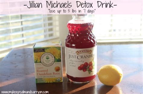 Michael S Ultimate Detox And Cleanse Side Effects by Jillian Detox And Cleanse Drink Hydrobertyl
