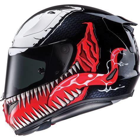Hjc Rpha11 Venom Limited Edition hjc rpha 11 venom motorcycle helmet limited edition marvel