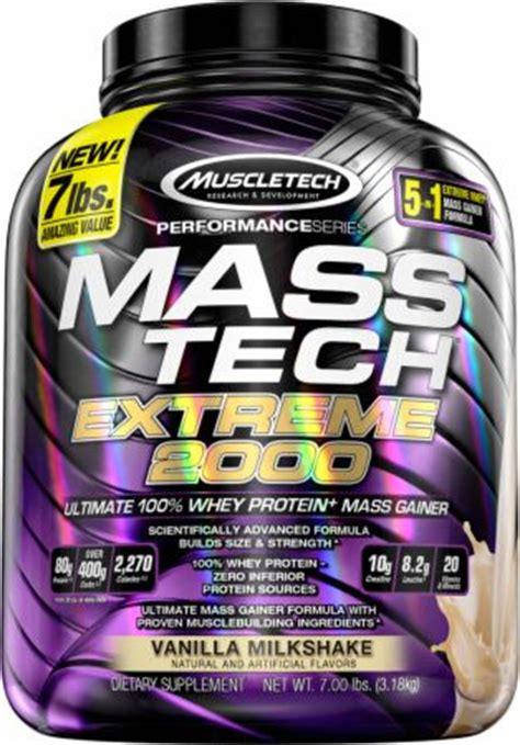Masstech Muscletech muscletech mass tech 2000 at bodybuilding