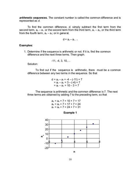module art in math pattern sequences grade 7 math math grade 11 sequence រប បរកត ទ