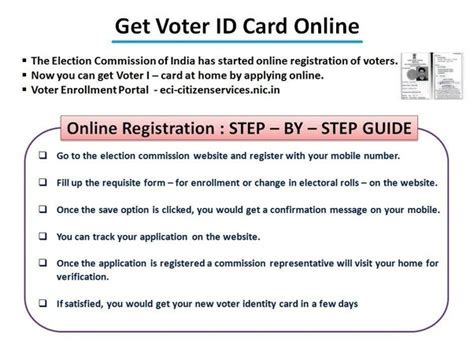 Contact Information On Mba Differnt Than Id by What Is The Way To Get New Voter Id If You Are Living In