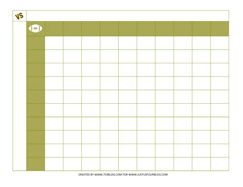 printable 10 x 10 football pool template joy studio