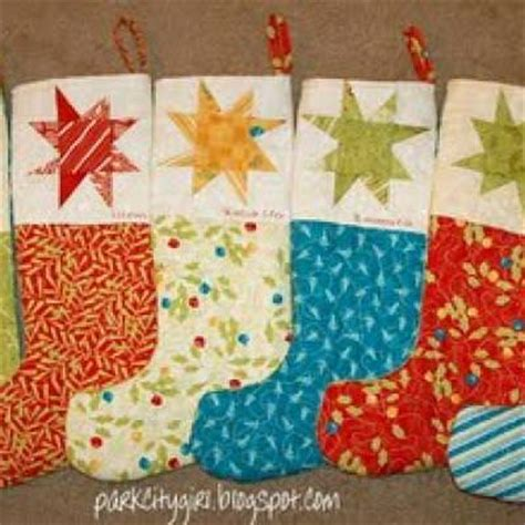 quilted stocking tutorial quilted christmas stocking tutorial tip junkie